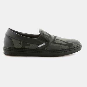 Jimmy Choo | Grove CBX Men's Camo Slip On Sneakers